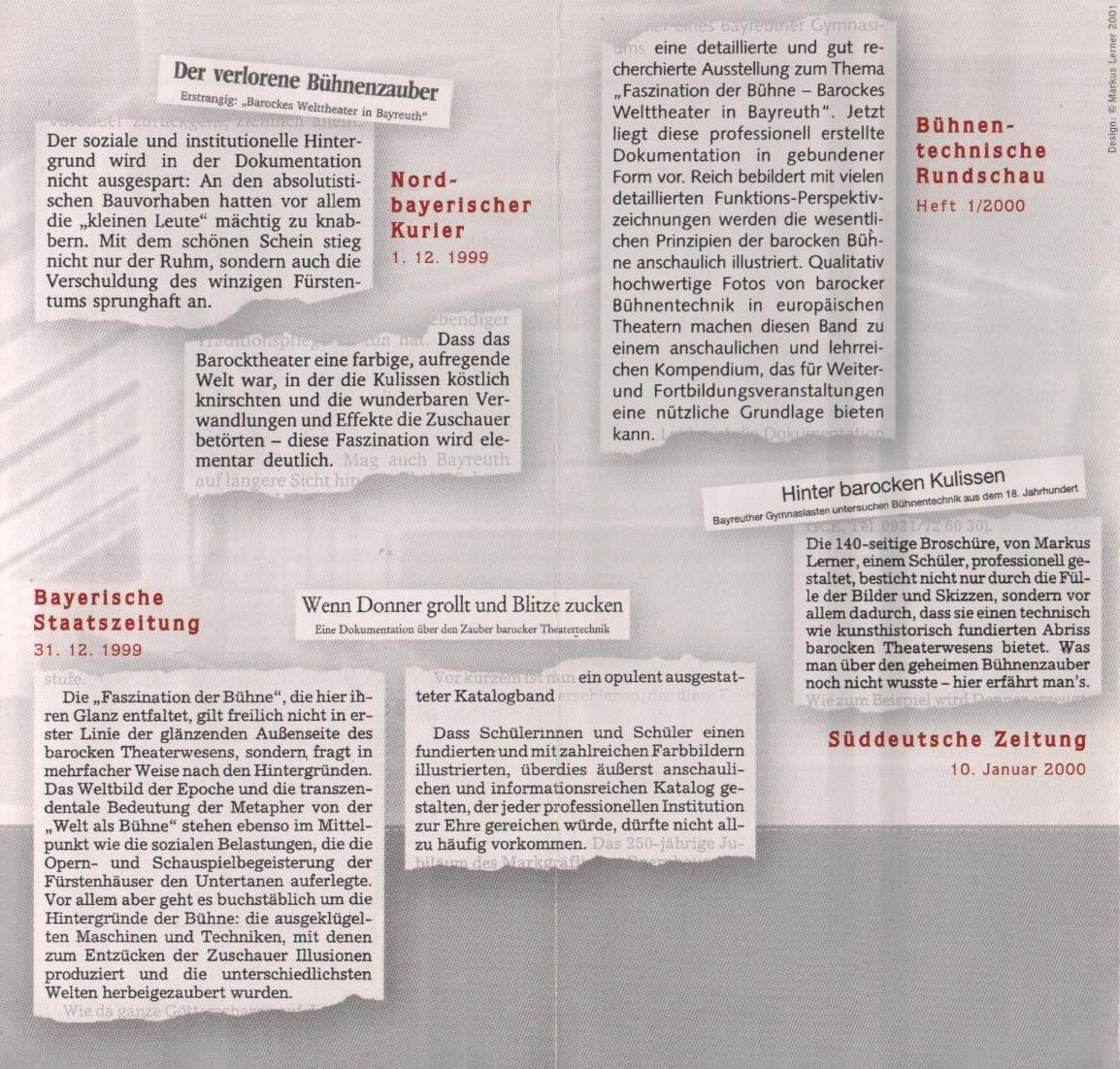 fdb katal presse 2 Rezensionen